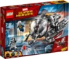 LEGO® Super Heroes - Quantum Realm Explorers (200 Pieces)