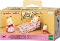 Sylvanian Families - Delightful Classic Antique Bed - Cover