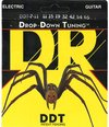 DR DDT7-11 Drop Down Tuning Series 11-65 7 String Extra-Heavy Nickel Plated Steel Electric Guitar Strings
