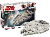 Revell - 1/72 - Star Wars Millenium Falcon (Plastic Model Kit) - Cover