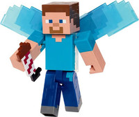Minecraft - Basic Action Figure: Steve With Elytra Action (12cm)