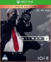 Hitman 2 - Gold Steelbook Edition (Xbox One)