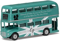 Corgi - 1/64 - Classic Routemaster - 70th Anniversary of The Royal Wedding (Die Cast Model) - Cover