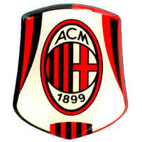 AC Milan - Club Crest (Pin Badge) - Cover