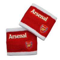 Arsenal - Club Crest (Wristband) - Cover