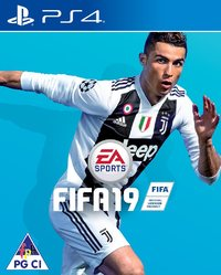FIFA 19 (PS4) - Cover