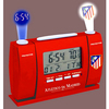 Atletico De Madrid - Club Crest (Digital Projector Clock)