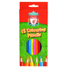 Liverpool - Club Crest & Logo 12 Colouring Pencils Set