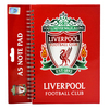Liverpool - Club Crest & Logo A5 Note Book