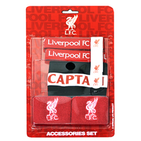 Liverpool - Club Crest Accessories Set - Cover