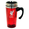 Liverpool - Club Crest Aluminium Travel Mug Cover