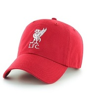 Liverpool - Club Crest Baseball Cap - Cover