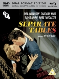 Separate Tables (Blu-ray) - Cover