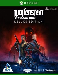 Wolfenstein Youngblood - Deluxe Edition (Xbox One) - Cover