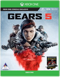 Gears 5 (Xbox One) - Cover