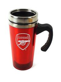 Arsenal - Club Crest (Aluminium Travel Mug) - Cover