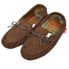 Liverpool - Club Crest Bow Moccasin Slippers (Size 11-12)