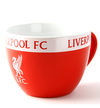 Liverpool - Club Crest Cappuccino Mug (Ceramic Boxed Mug)