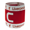 Liverpool - Club Crest & Name Captains Armband Cover