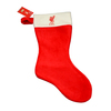 Liverpool - Christmas Club Crest Stocking Cover