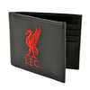 Liverpool - Club Crest Embroidered PU Leather Wallet Cover