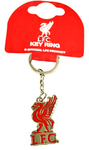 Liverpool - Club Crest Keyring Cover