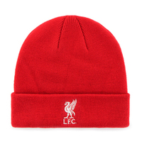 Liverpool - Club Cuff Knitted Hat - Cover