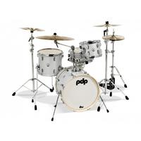 PDP New Yorker Series 4pc Acoustic Drum Kit with Hardware (10 13 18 13 Inch)