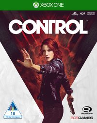 Control (Xbox One) - Cover