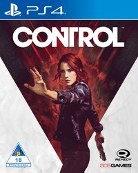 Control (PS4) - Cover