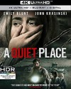 A Quiet Place (Region A - 4K Ultra HD + Blu-Ray)