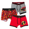 Incredibles 2 - Mr. Incredible Men's Underwear Boxer Brief (Medium)
