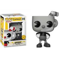 CUPHEAD Limited Edition Chase 310 Funko Pop Vinyl Action Figure Toy