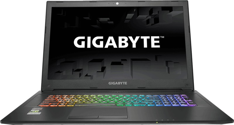 Gigabyte Sabre 17G i7-8750H 8GB RAM 1TB HDD nVidia GeForce GTX 1050 17.3 Inch FHD Gaming Notebook
