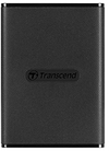 Transcend ESD220C 120GB USB 3.1 Type-C External Solid State Drive - Black