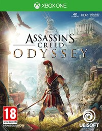 Assassin's Creed: Odyssey (Xbox One) - Cover