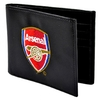 Arsenal - Club Crest Embroidered PU Leather Wallet (PU Leather Wallet)