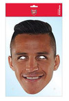 Arsenal - Alexis Sanchez (Face Mask)