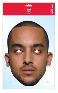 Arsenal - Theo James Walcott (Face Mask) - Cover