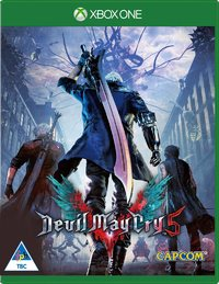 Devil May Cry 5 - Lenticular Edition (Xbox One) - Cover
