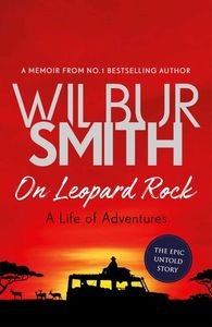 On Leopard Rock - Wilbur Smith (Hardcover) - Cover