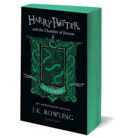 Harry Potter and the Chamber of Secrets - Slytherin Edition - J.K. Rowling (Paperback)