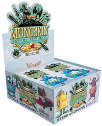 Munchkin Collectible Card Game - Single Booster (Card Game) - Cover