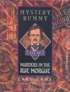 Mystery Rummy - Murders In the Rue Morgue (Card Game)