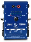 Palmer Musical Instruments AHMCT8 Cable Tester (Blue)
