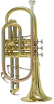 Conn-Selmer CR-651 Bb Cornet (Clear Lacquer)
