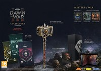 Warhammer 40,000: Dawn of War III - Collector's Edition (PC) - Cover
