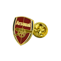 Arsenal - New Club Crest (Pin Badge) - Cover