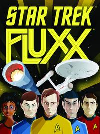 Star Trek Fluxx (Card Game) - Cover
