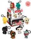 Funko Pop! Star Wars - Mystery Minis Keychains - Star Wars Classic Plush Figures Display Box (18 Random Package)
